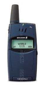 Galeria zdjęć telefonu Ericsson T28 World
