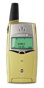 Galeria zdjęć telefonu Ericsson T36