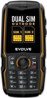 Galeria zdjęć telefonu Evolve RG200 Gladiator