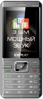 Galeria zdjęć telefonu Explay MU-240