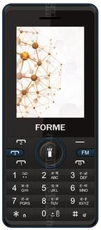 Galeria zdjęć telefonu Forme A3