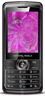 Galeria zdjęć telefonu General Mobile DST500