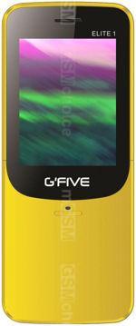 Galeria zdjęć telefonu GFive Elite 1