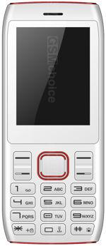 Galeria zdjęć telefonu GFive G550 Power