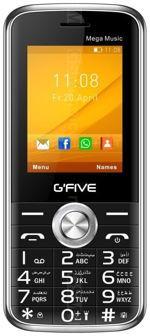 Galeria zdjęć telefonu GFive Mega Music