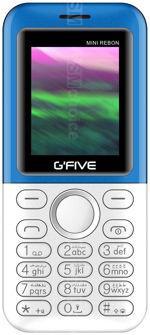 Galeria zdjęć telefonu GFive Mini Rebon