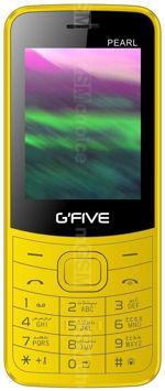 Galeria zdjęć telefonu GFive Pearl