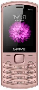 Galeria zdjęć telefonu GFive Rose