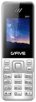 Galeria zdjęć telefonu GFive Sky