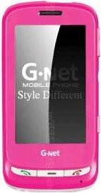 Galeria zdjęć telefonu GNet G710