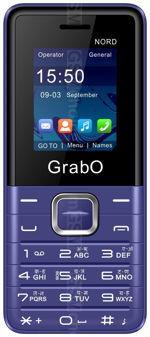 Galeria zdjęć telefonu Grabo Nord