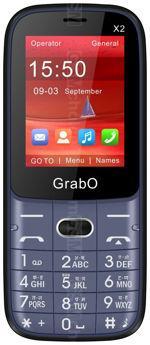 Galeria zdjęć telefonu Grabo X2