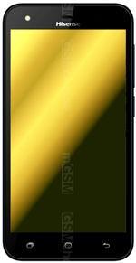 Galeria zdjęć telefonu Hisense U3 2021