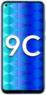 Galeria zdjęć telefonu Honor 9C