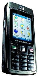 Galeria zdjęć telefonu HP iPAQ 514 Voice Messenger