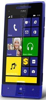 Galeria zdjęć telefonu HTC 8XT