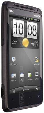 HTC Evo Design 4G