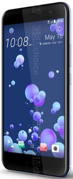 Galeria zdjęć telefonu HTC U11