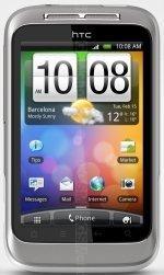 Galeria zdjęć telefonu HTC Wildfire S