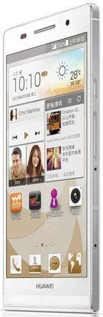 Galeria zdjęć telefonu Huawei Ascend P6S