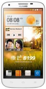 Galeria zdjęć telefonu Huawei B199