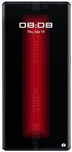 Galeria zdjęć telefonu Huawei Mate 30 RS Porsche Design