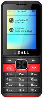 Galeria zdjęć telefonu I Kall K112 Gold Series