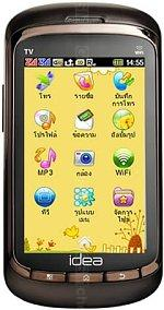 Galeria zdjęć telefonu i-mobile idea 4