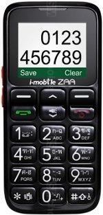 Galeria zdjęć telefonu i-mobile ZAA 6