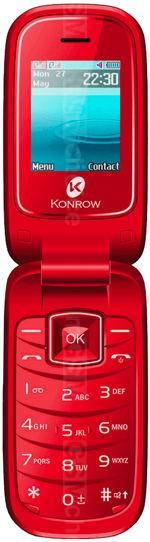 Galeria zdjęć telefonu Konrow K-Flip