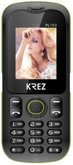 Galeria zdjęć telefonu Krez PL103