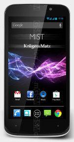 Galeria zdjęć telefonu Kruger&Matz Mist