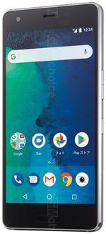 Galeria zdjęć telefonu Kyocera Android One X3