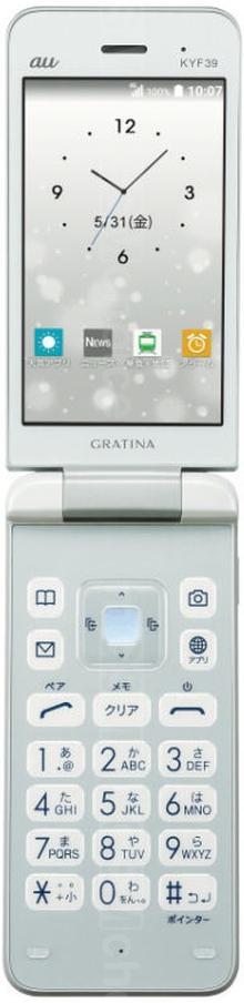 Kyocera Gratina KYF39