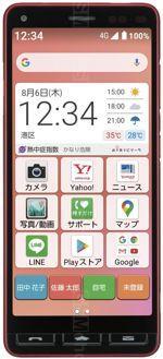 Galeria zdjęć telefonu Kyocera Katan Sumaho 2