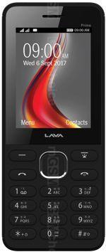 Galeria zdjęć telefonu Lava Prime