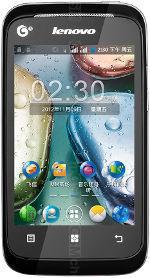 Galeria zdjęć telefonu Lenovo A278t