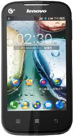 Galeria zdjęć telefonu Lenovo A298t
