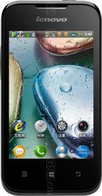 Galeria zdjęć telefonu Lenovo A365e