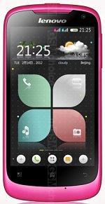 Galeria zdjęć telefonu Lenovo A520