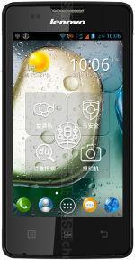 Galeria zdjęć telefonu Lenovo A600e