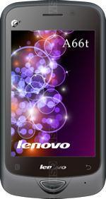 Galeria zdjęć telefonu Lenovo A66t