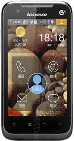 Galeria zdjęć telefonu Lenovo A698t