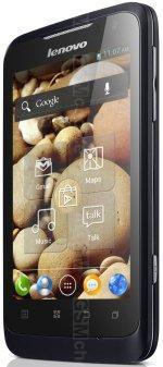Galeria zdjęć telefonu Lenovo IdeaPhone P700i