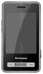 Galeria zdjęć telefonu Lenovo P680