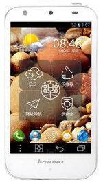 Galeria zdjęć telefonu Lenovo S680
