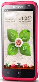 Galeria zdjęć telefonu Lenovo S720