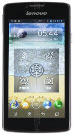 Galeria zdjęć telefonu Lenovo S870e