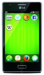 Galeria zdjęć telefonu LG Fireweb
