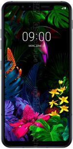 Galeria zdjęć telefonu LG G8S ThinQ Dual SIM